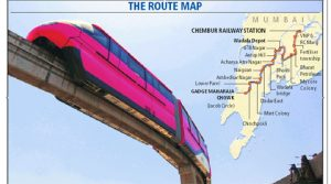 Mumbai Monorail Map Monorail mumbai map info | Mono Rail Mumbai